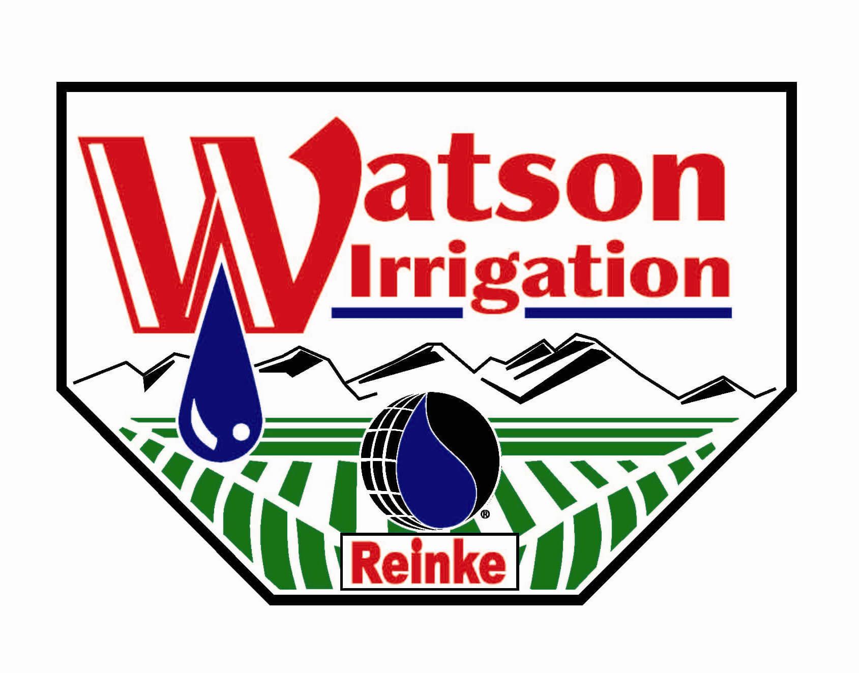Watson Irrigation - AGAI Sponsor